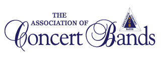 Association of Concert Bands Website Link