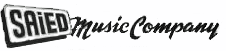 Saied Music Company Website Link