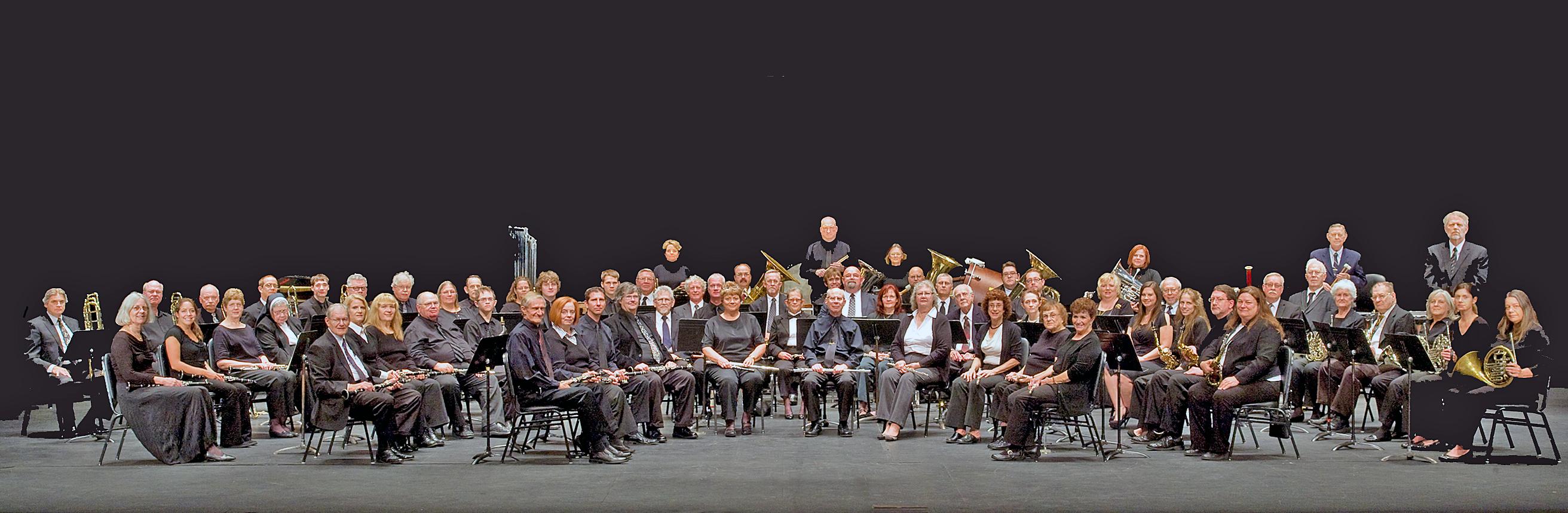 Tulsa Community Band At 2013